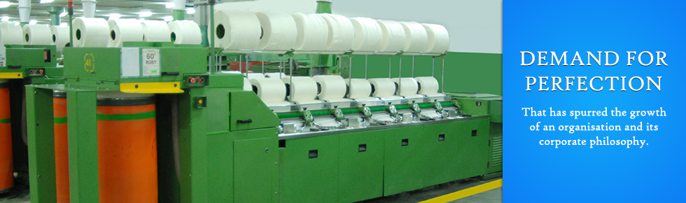Textile Spinning Mills | Cotton Yarn Manufacturers | India